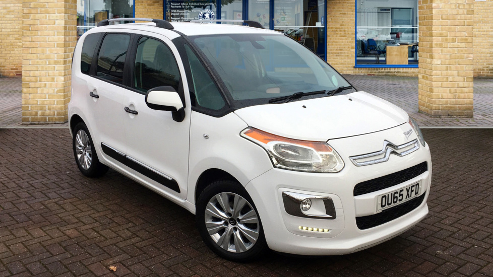 Used Citroen C3 PICASSO MPV 1.6 BlueHDi Exclusive 5dr