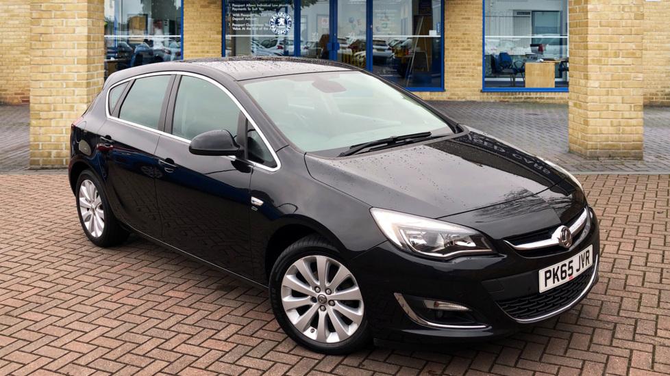 Used Vauxhall ASTRA Hatchback 1.6 i VVT 16v Elite 5dr