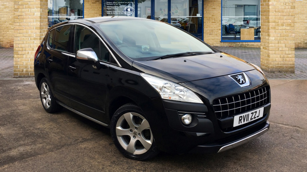 Used Peugeot 3008 Hatchback 2.0 HDi FAP Exclusive 5dr