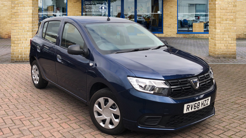 Used Dacia SANDERO Hatchback 0.9 TCe Essential (s/s) 5dr