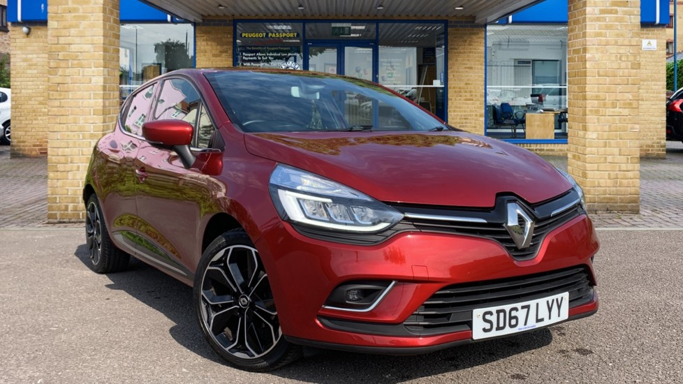 Used Renault Clio Hatchback 1.5 dCi Dynamique S Nav (s/s) 5dr