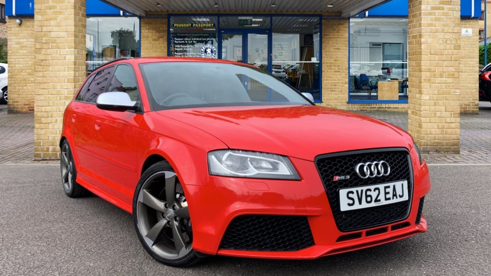 Used Audi RS3 Hatchback 2.5 TFSI Sportback S Tronic quattro 5dr