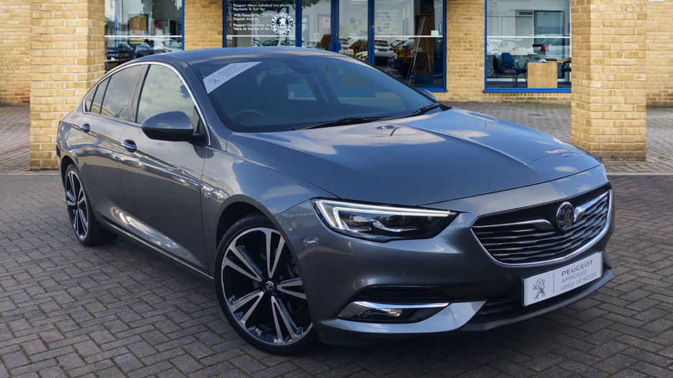 Used Vauxhall Insignia Hatchback 2.0 Turbo D BlueInjection Elite Nav Grand Sport (s/s) 5dr
