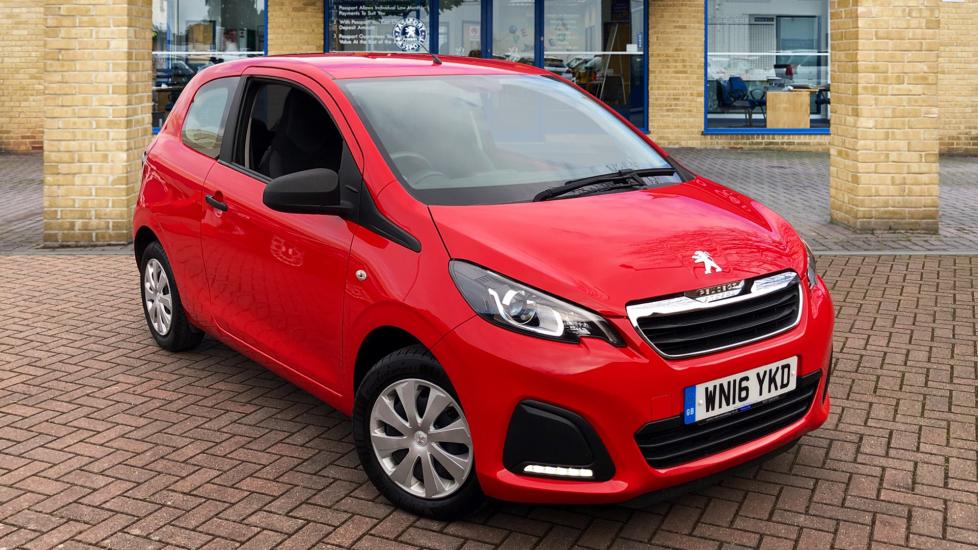 Used Peugeot 108 Hatchback 1.0 Access 3dr