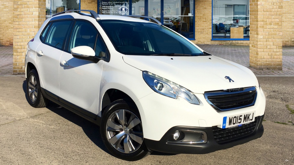 Used Peugeot 2008 SUV 1.2 PureTech Active 5dr