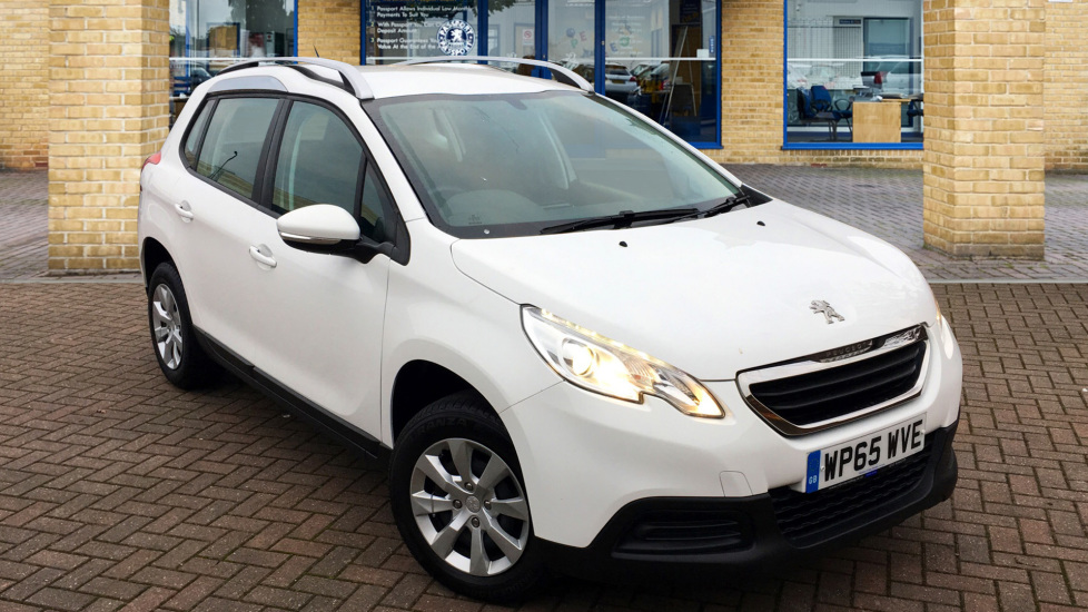 Used Peugeot 2008 SUV 1.6 BlueHDi Access 5dr (a/c)