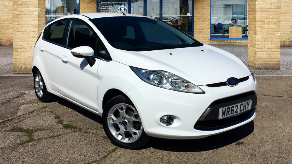 Used Ford FIESTA Hatchback 1.4 Zetec 5dr