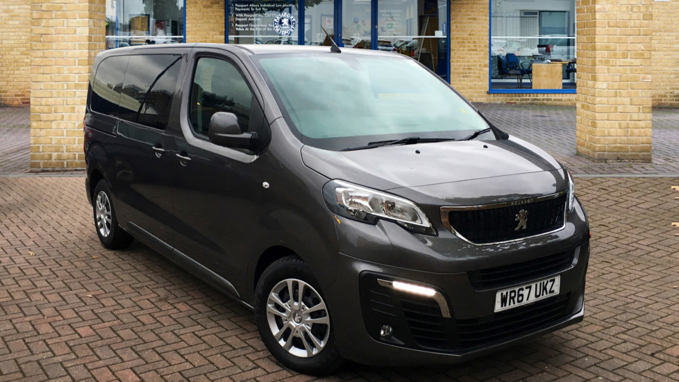 Used Peugeot TRAVELLER MPV 2.0 BlueHDi Business 5dr (Standard)