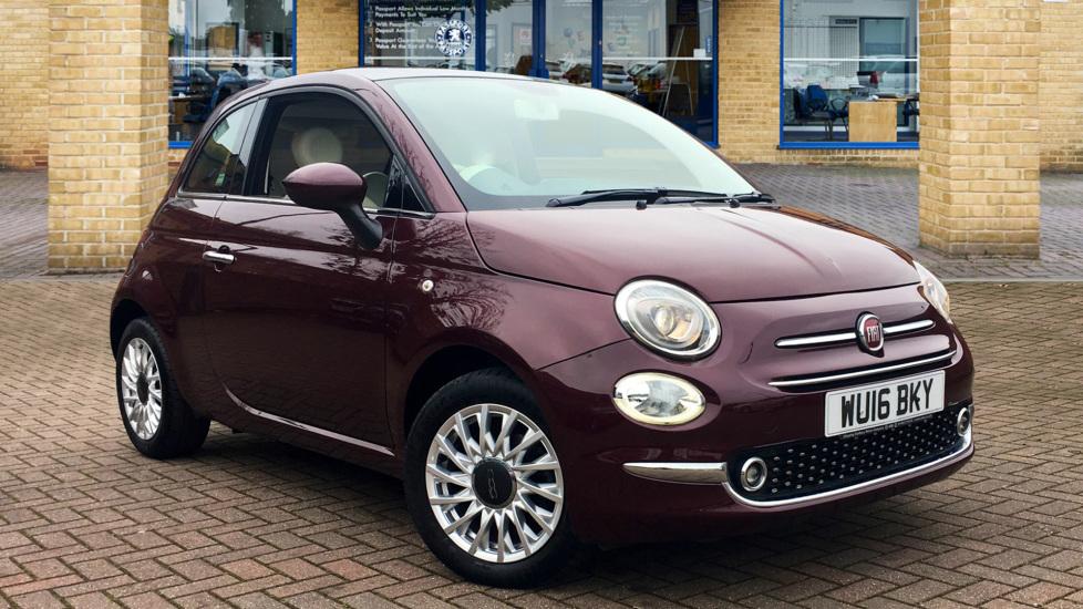 Used Fiat 500 Hatchback 1.2 Lounge (s/s) 3dr