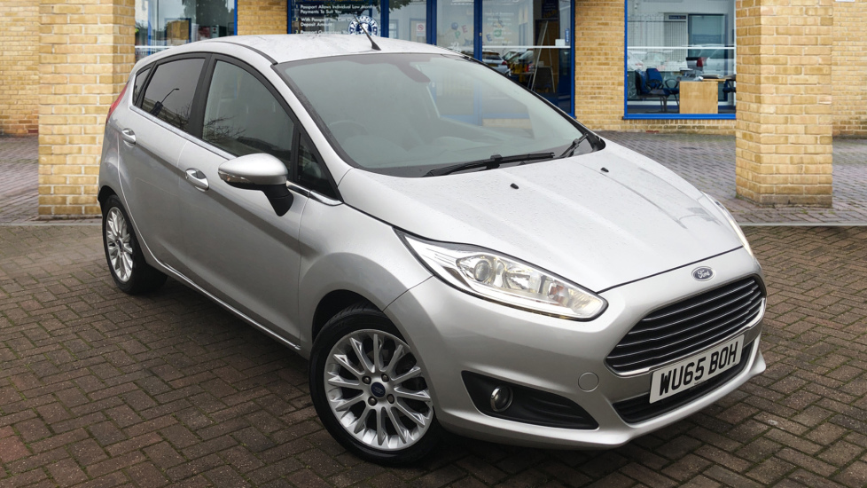 Used Ford Fiesta Hatchback 1.0 T EcoBoost Titanium X (s/s) 5dr