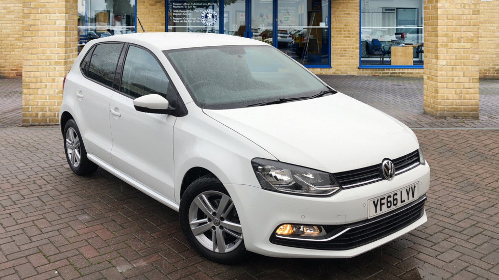 Used Volkswagen Polo Hatchback 1.2 TSI Match (s/s) 5dr