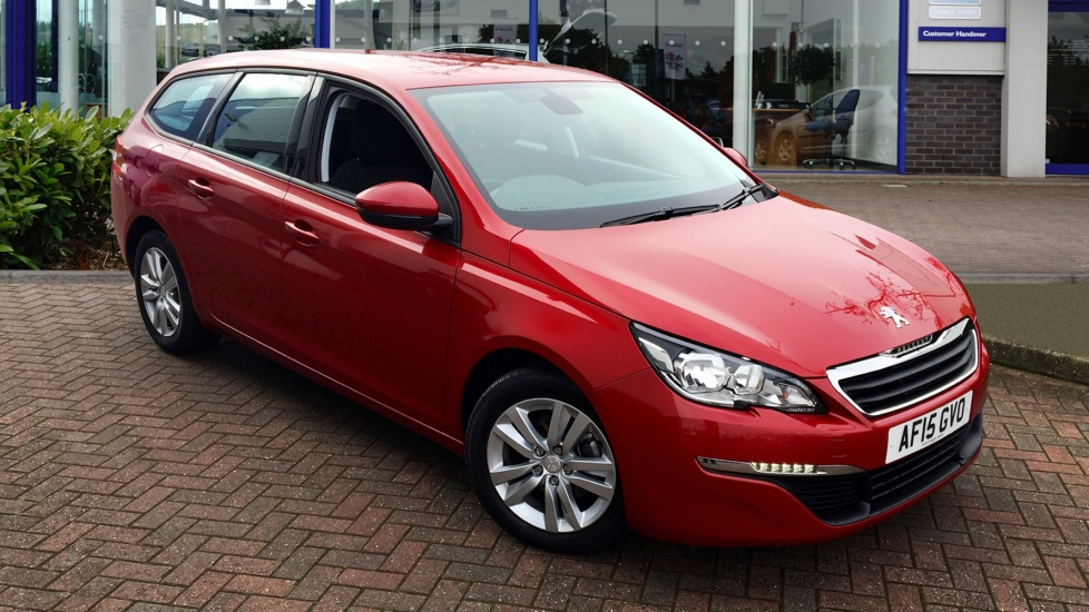 Used Peugeot 308 SW Estate 1.6 BlueHDi Active 5dr (start/stop)