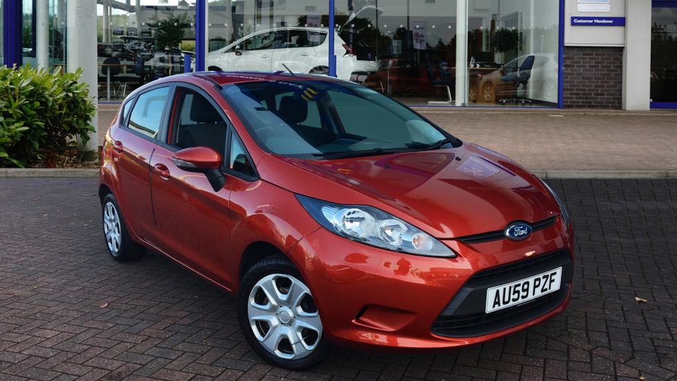 Used Ford FIESTA Hatchback 1.25 Style + 5dr