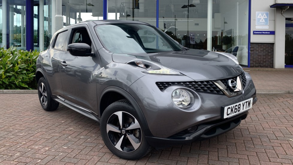 Used Nissan Juke SUV 1.6 Bose Personal Edition XTRON 5dr