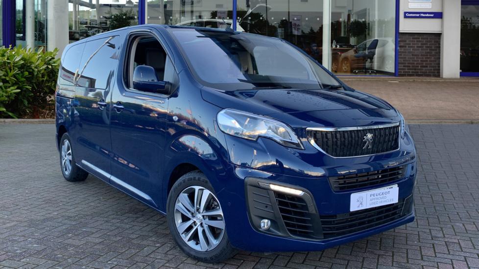 Used Peugeot Traveller MPV 2.0 BlueHDi Allure Standard MPV (s/s) 5dr (5 Seat, SNav)