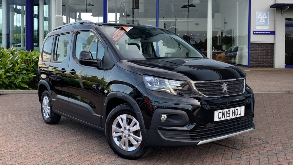 Used Peugeot Rifter MPV 1.2 PureTech Allure (s/s) 5dr