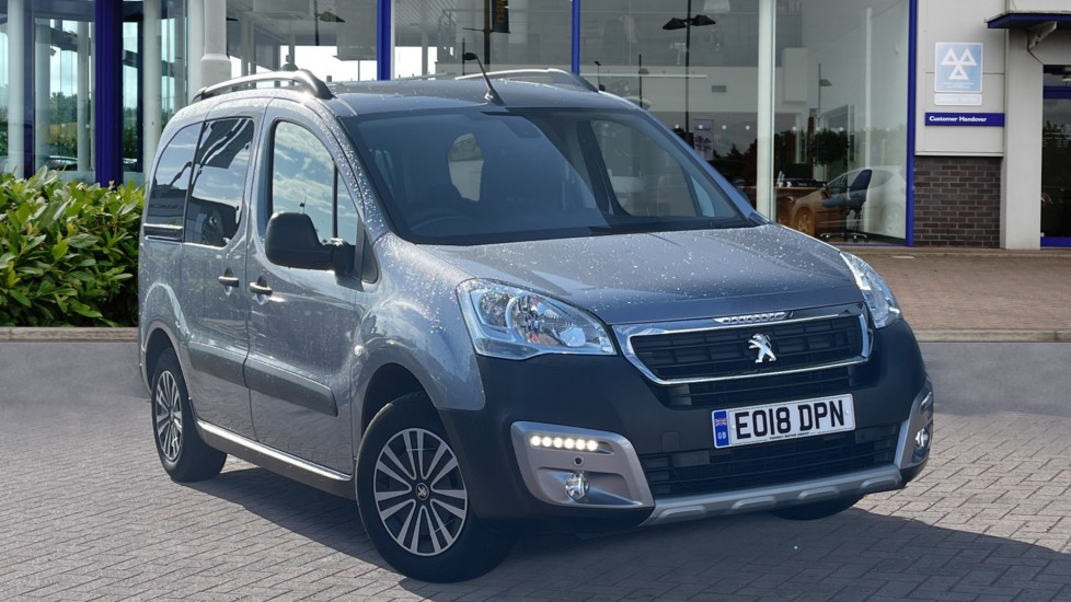 Used Peugeot Partner Tepee MPV 1.6 BlueHDi Outdoor ETG (s/s) 5dr