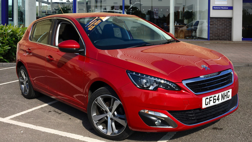 Used Peugeot 308 Hatchback 1.6 e-HDi Allure (s/s) 5dr