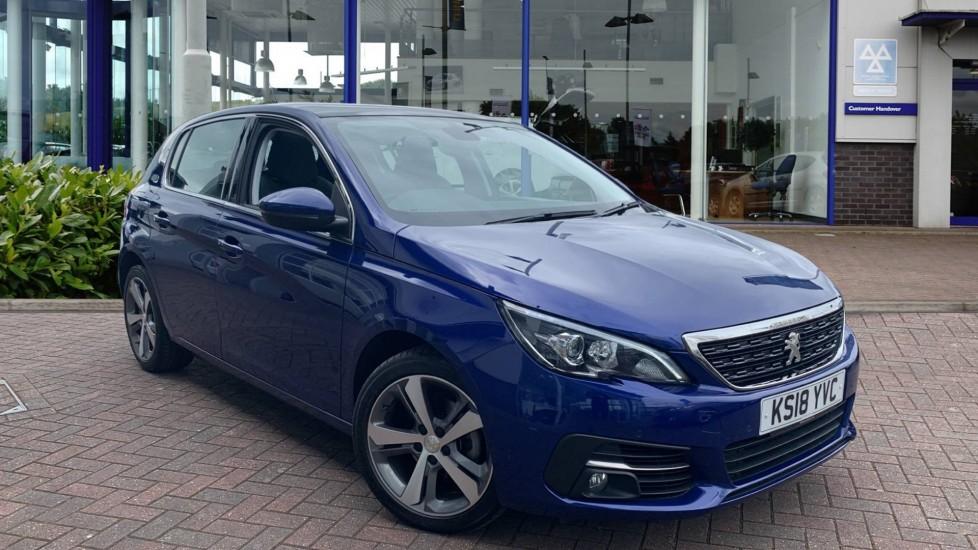 Used Peugeot 308 Hatchback 1.5 BlueHDi Allure (s/s) 5dr