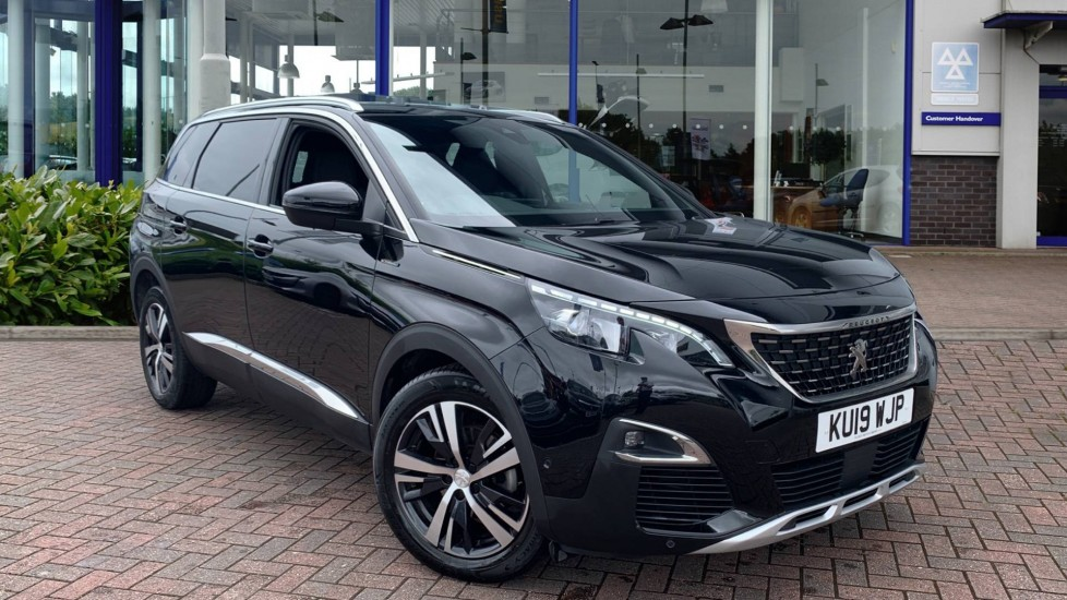 Used Peugeot 5008 SUV 2.0 BlueHDi GT Line EAT (s/s) 5dr