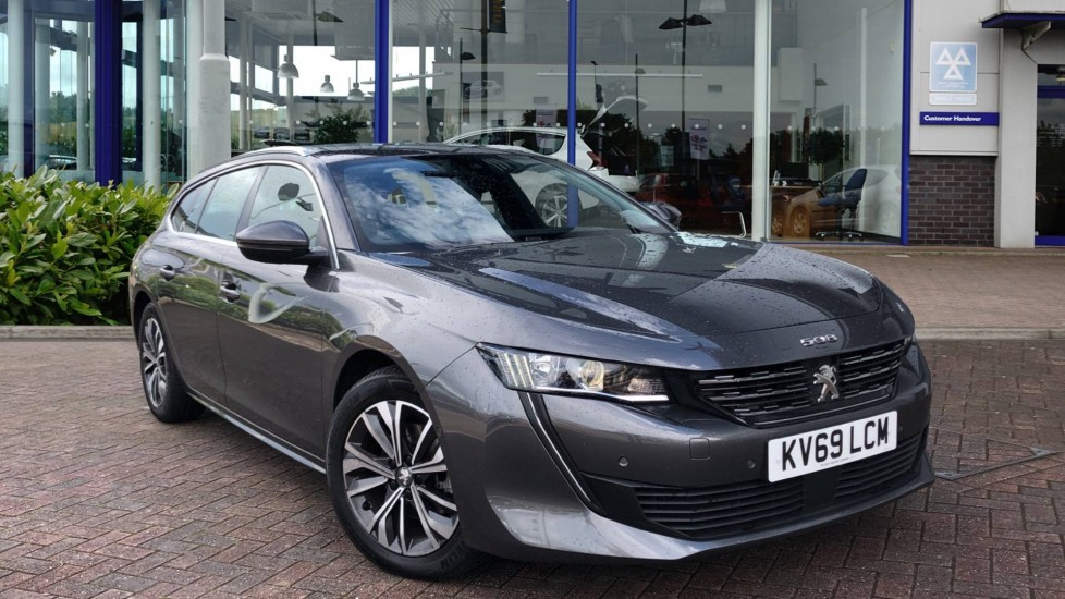 Used Peugeot 508 SW Estate 1.5 BlueHDi Allure EAT (s/s) 5dr
