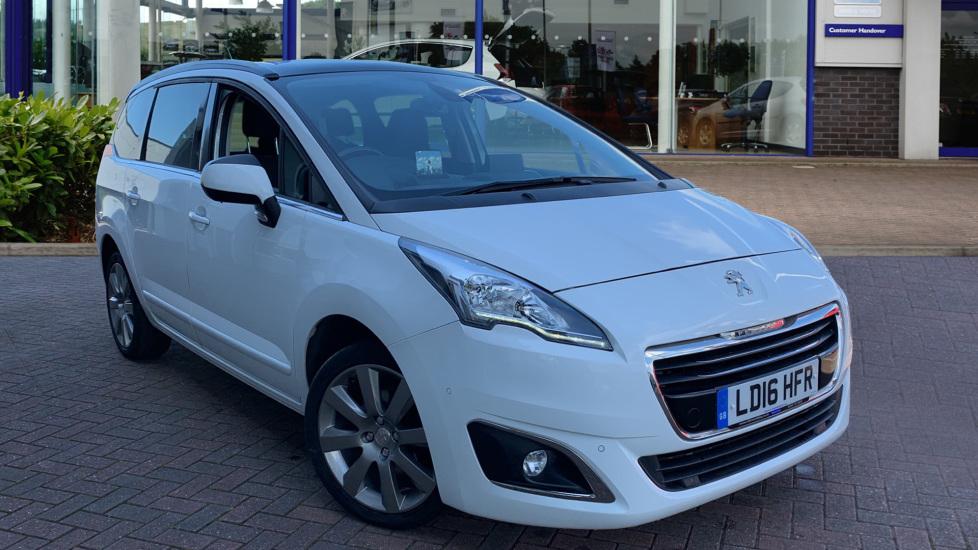 Used Peugeot 5008 MPV 1.6 BlueHDi Allure EAT6 (s/s) 5dr