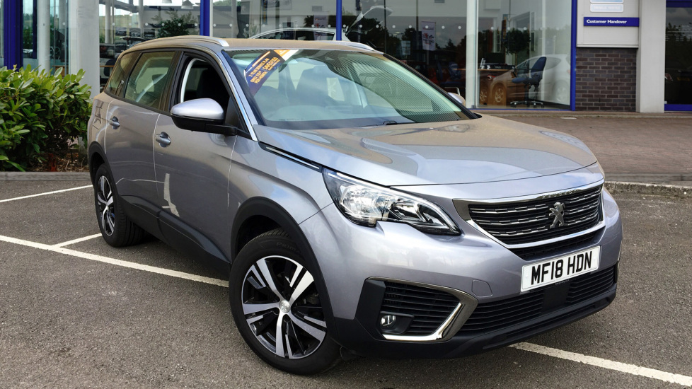 Used Peugeot 5008 SUV 1.2 PureTech Active (s/s) 5dr