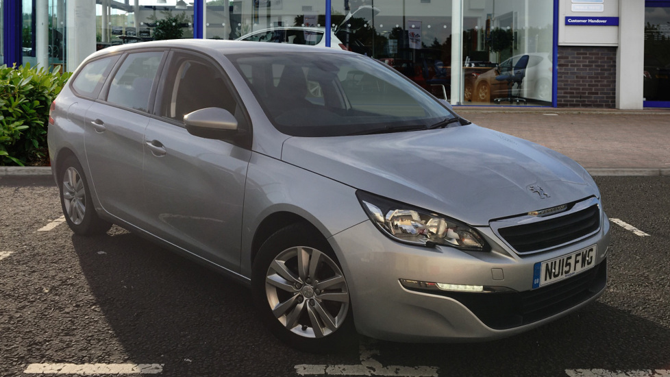 Used Peugeot 308 SW Estate 1.2 Active EAT6 (s/s) 5dr