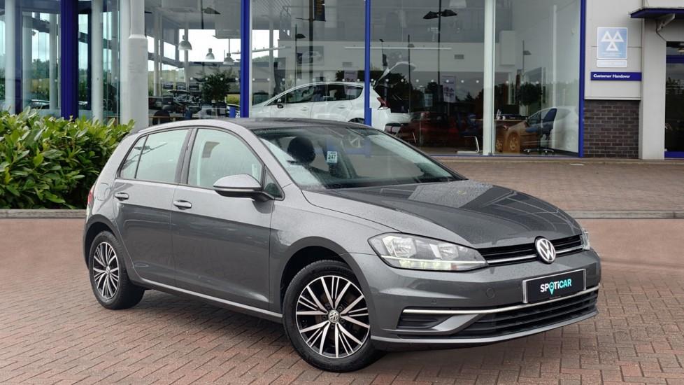 Used Volkswagen Golf Hatchback 1.4 TSI SE Nav (s/s) 5dr