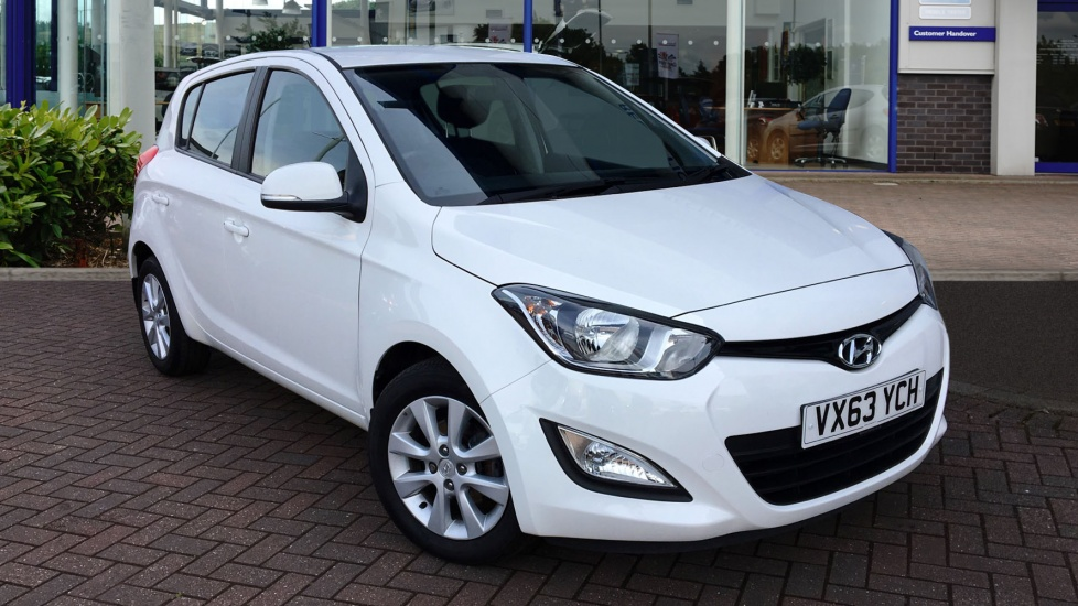 Used Hyundai I20 Hatchback 1.2 Active 5dr