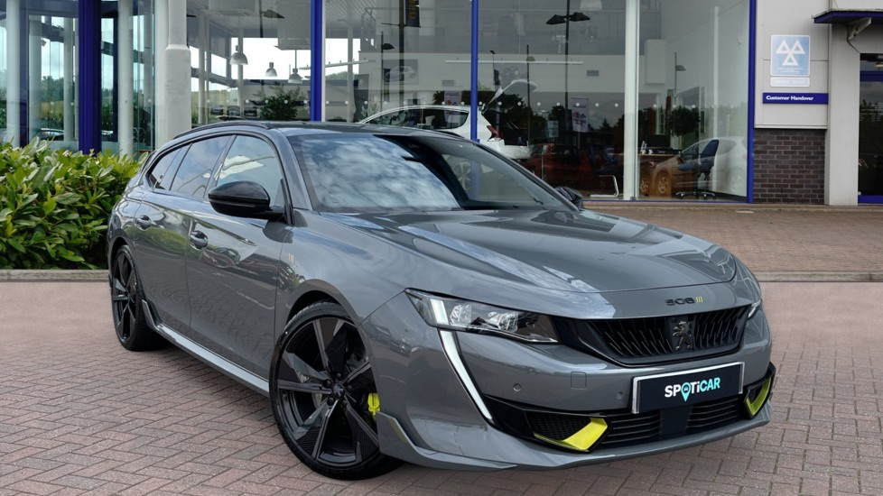 Used Peugeot 508 SW Estate 1.6 11.8kWh Sport Engineered e-EAT 4WD (s/s) 5dr