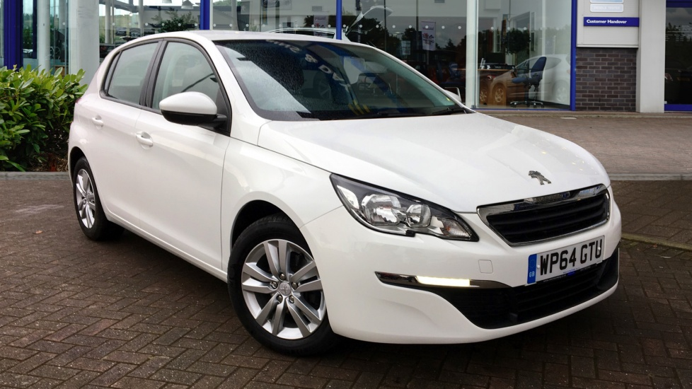 Used Peugeot 308 Hatchback 1.2 e-THP PureTech Active EAT6 5dr (start/stop)