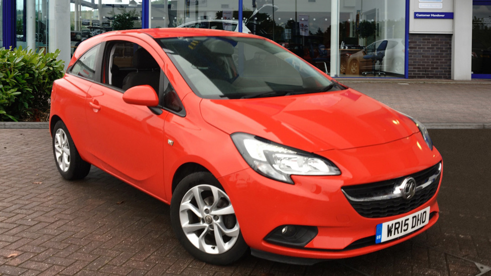 Used Vauxhall CORSA Hatchback 1.2 i Excite 3dr