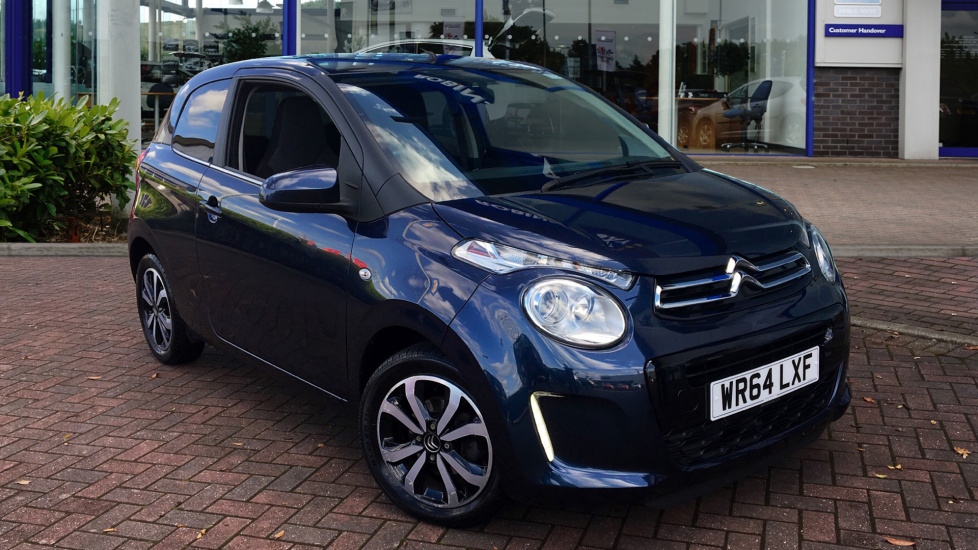 Used Citroen C1 Hatchback 1.0 VTi Flair Hatchback 3dr