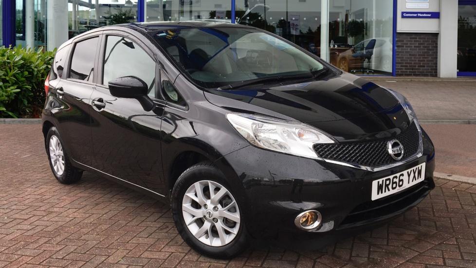 Used Nissan NOTE Hatchback 1.2 Acenta Premium 5dr
