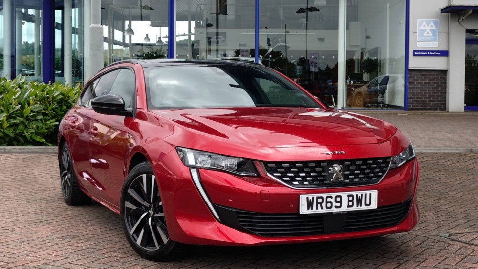 Used Peugeot 508 SW Estate 1.6 11.8kWh GT EAT (s/s) 5dr