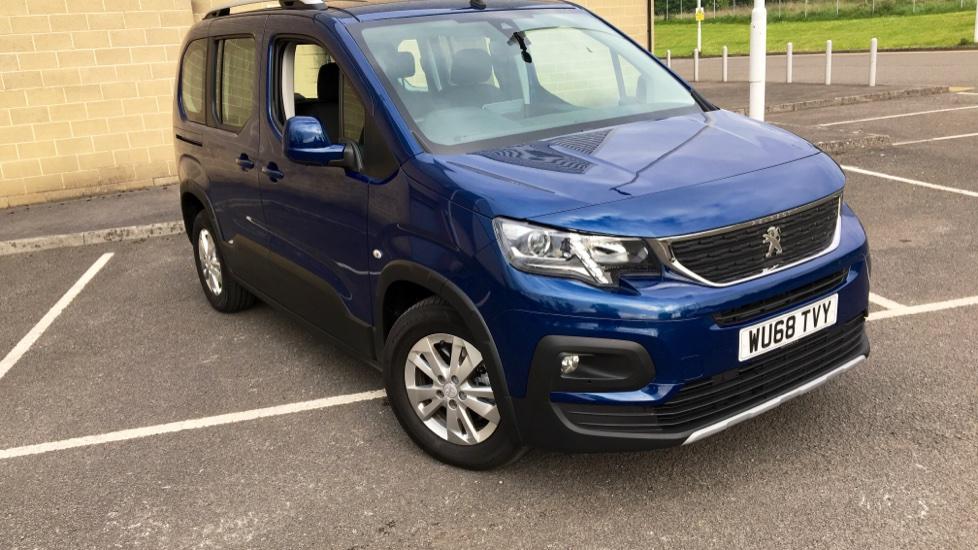 Used Peugeot RIFTER MPV 1.5 BlueHDi Allure 5dr (Long, 7 seats)