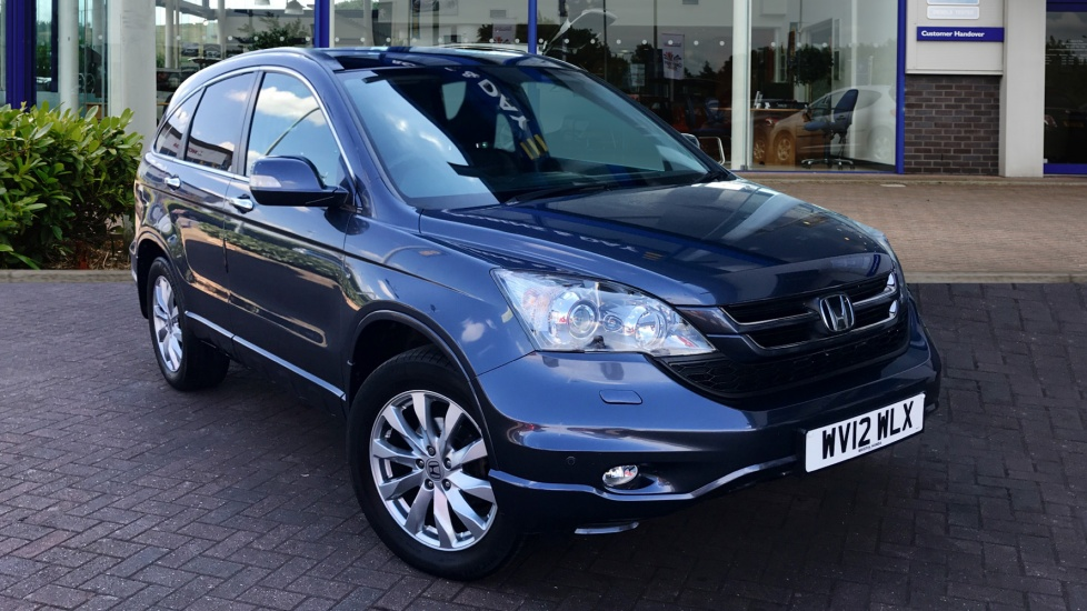 Used Honda CR-V SUV 2.2 i-DTEC EX Station Wagon 5dr