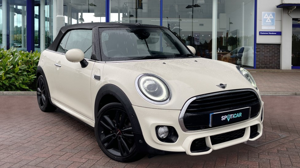 Used Mini Convertible Convertible 1.5 Cooper Sport (s/s) 2dr