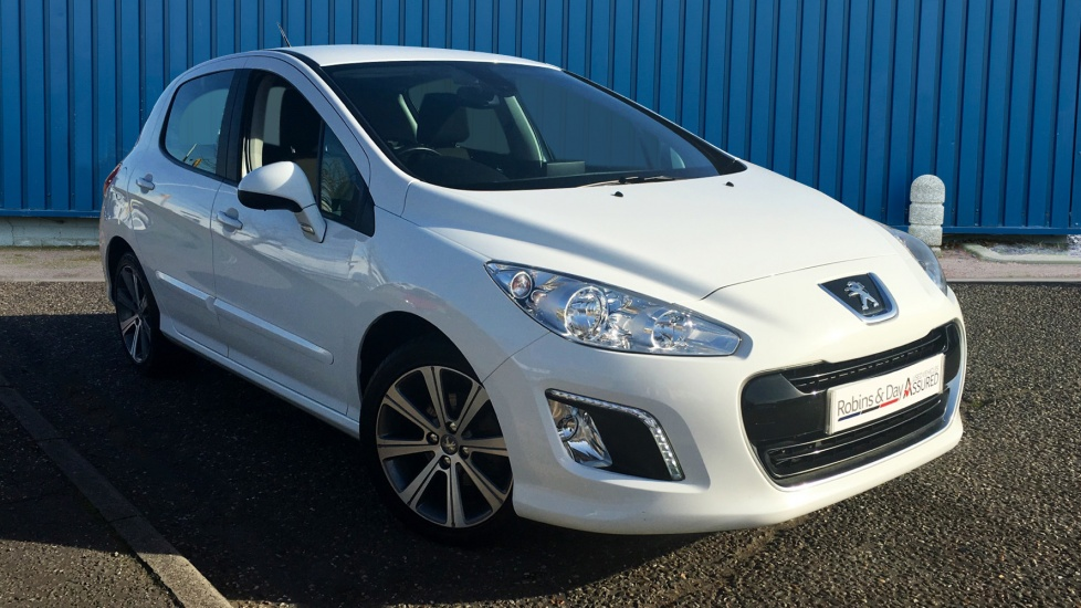 Used Peugeot 308 Hatchback 1.6 e-HDi Active 5dr (Nav, start/stop)