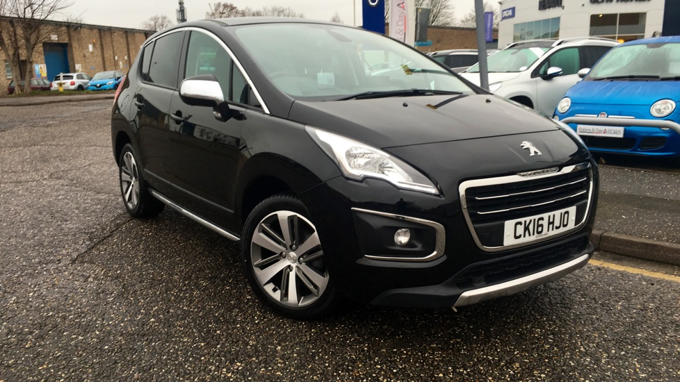 Used Peugeot Used Citroen Used Ds Cars Robins And Day