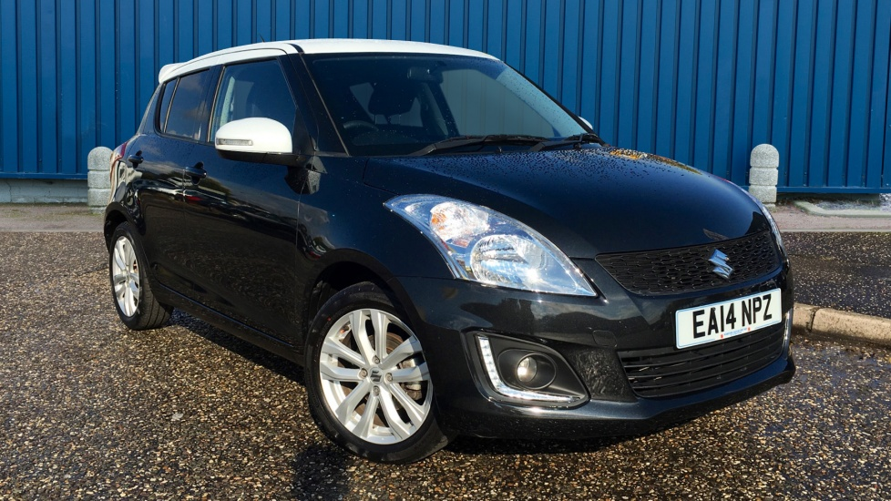 Used Suzuki SWIFT Hatchback 1.2 SZ-L 5dr