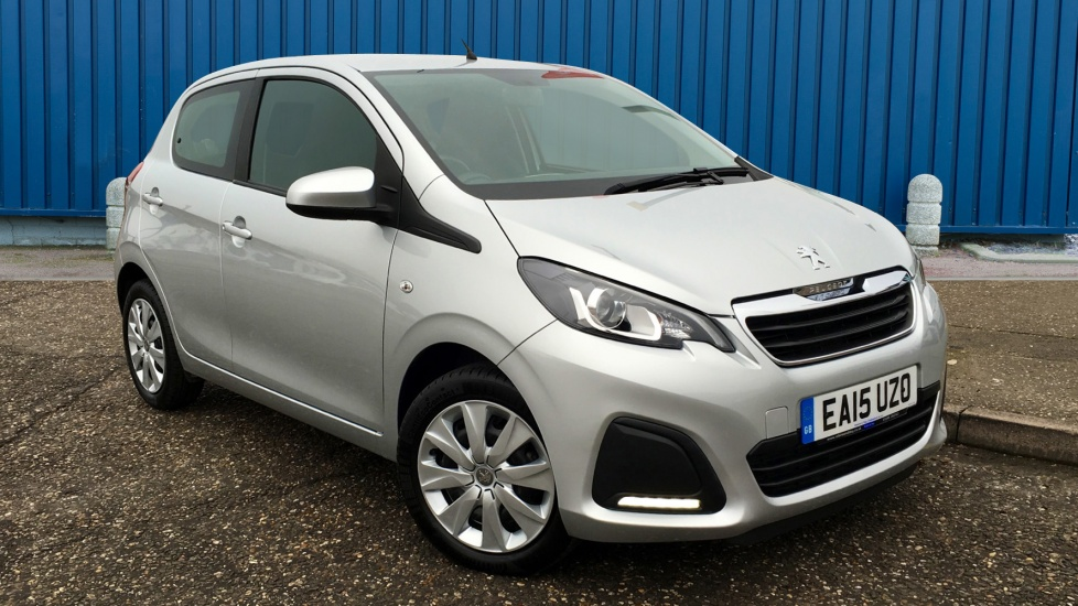 Used Peugeot 108 Hatchback 1.0 Active 5dr