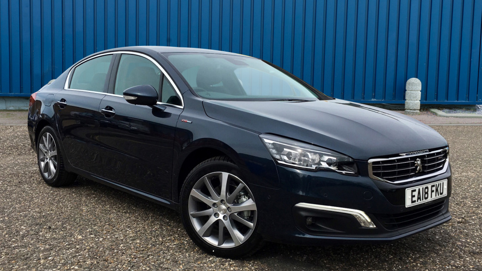 Used Peugeot 508 Saloon 2.0 BlueHDi GT Line (s/s) 4dr