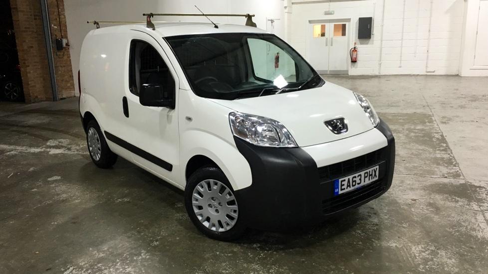 Used Peugeot BIPPER Panel Van 1.3 HDi Professional Panel Van 3dr