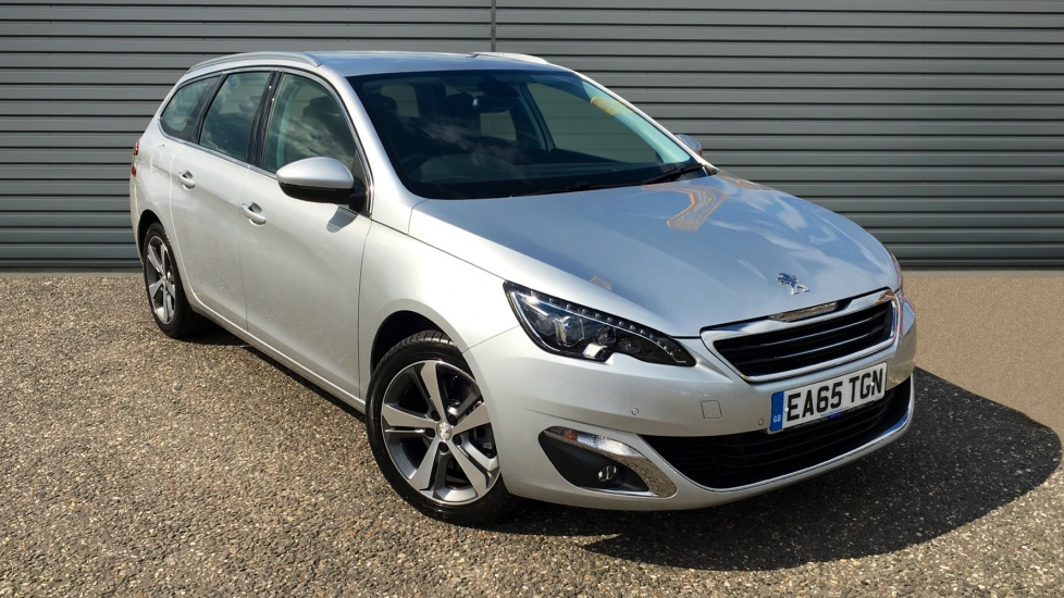 Used Peugeot 308 SW Estate 2.0 BlueHDi Allure EAT6 5dr (start/stop)