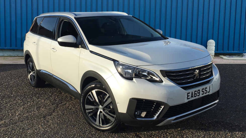 Used Peugeot 5008 SUV 1.2 PureTech Allure EAT (s/s) 5dr