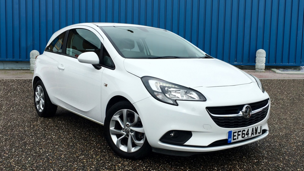 Used Vauxhall CORSA Hatchback 1.4 i ecoFLEX Excite 3dr (a/c)