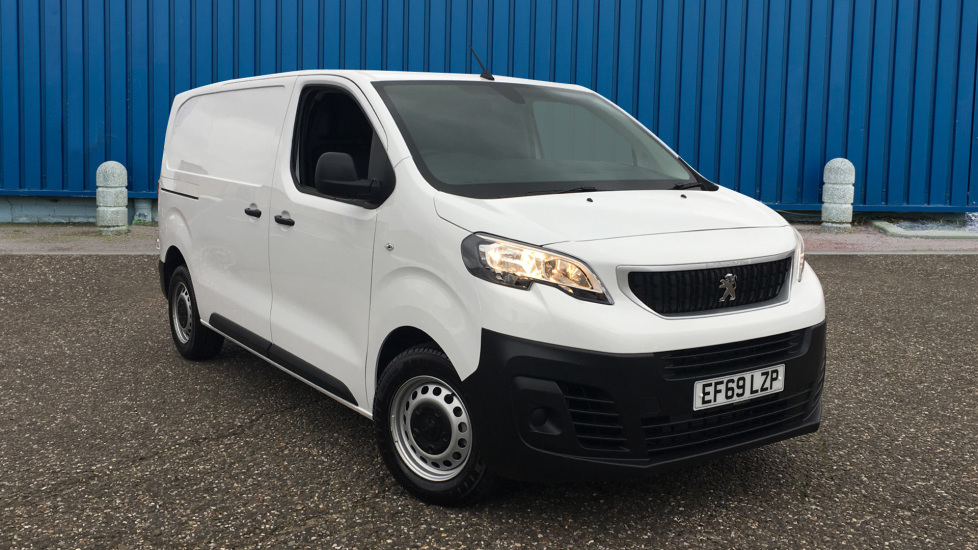 Used Peugeot Expert Other 2.0 BlueHDi 1400 Professional Standard Crew Van (s/s) 6dr (6 Seat)