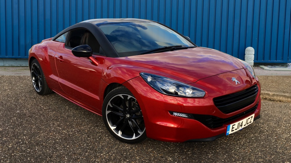 Used Peugeot RCZ Coupe 1.6 THP Red Carbon 2dr
